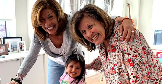 Hoda Kotb Celebrates Mom Sameha's Birthday with Daughter Haley's Singing Video & Throwback Pics