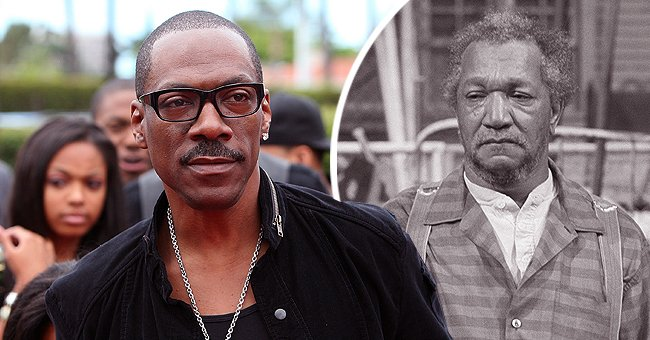Eddie Murphy Paid for Comedian Redd Foxx's Funeral & Headstone after He Died Moneyless