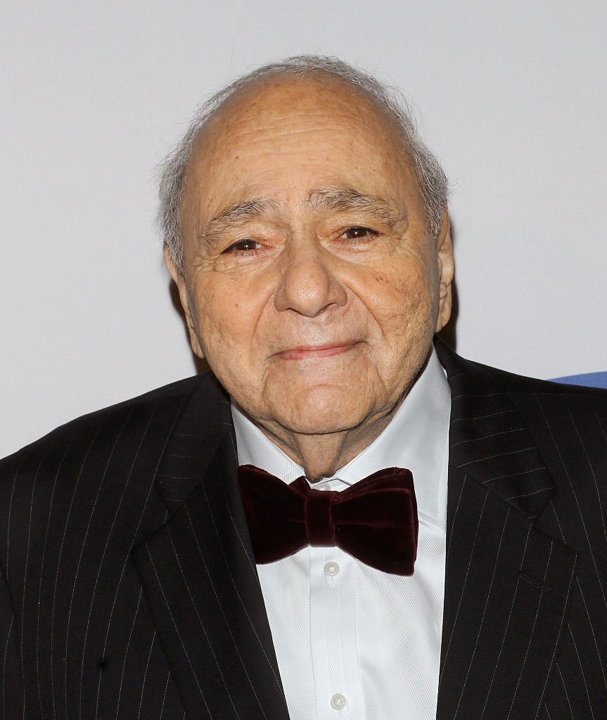 "Actor Michael Constantine attends the ""My Big Fat Greek Wedding 2"" New York premiere at AMC Loews Lincoln Square 13 theater 