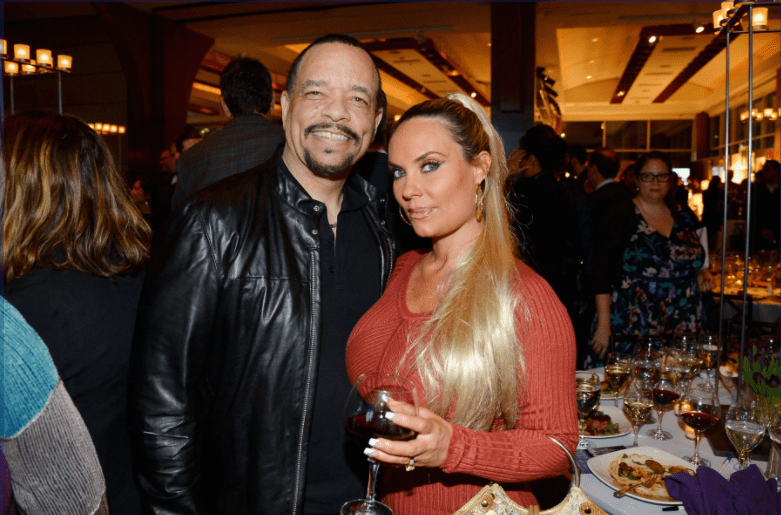 Ice-T and Coco Austin at the Bailey House Gala & Auction 2017 at Pier Sixty at Chelsea Piers on March 9, 2017 | Photo: Getty Images