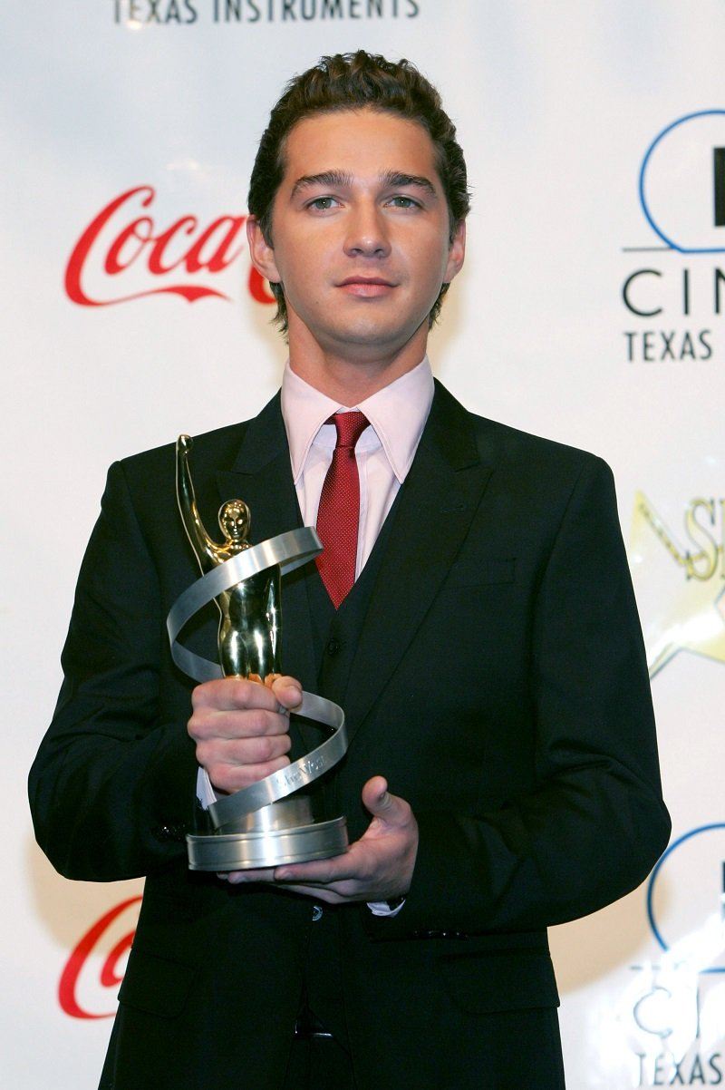 Shia LaBeouf on March 15, 2007 in Las Vegas, Nevada | Photo: Getty Images