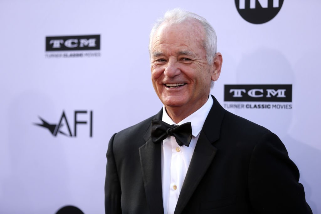 Bill Murray attends the American Film Institute's 46th Life Achievement Award Gala Tribute to George Clooney at Dolby Theatre | Photo: Rich Fury/Getty Images