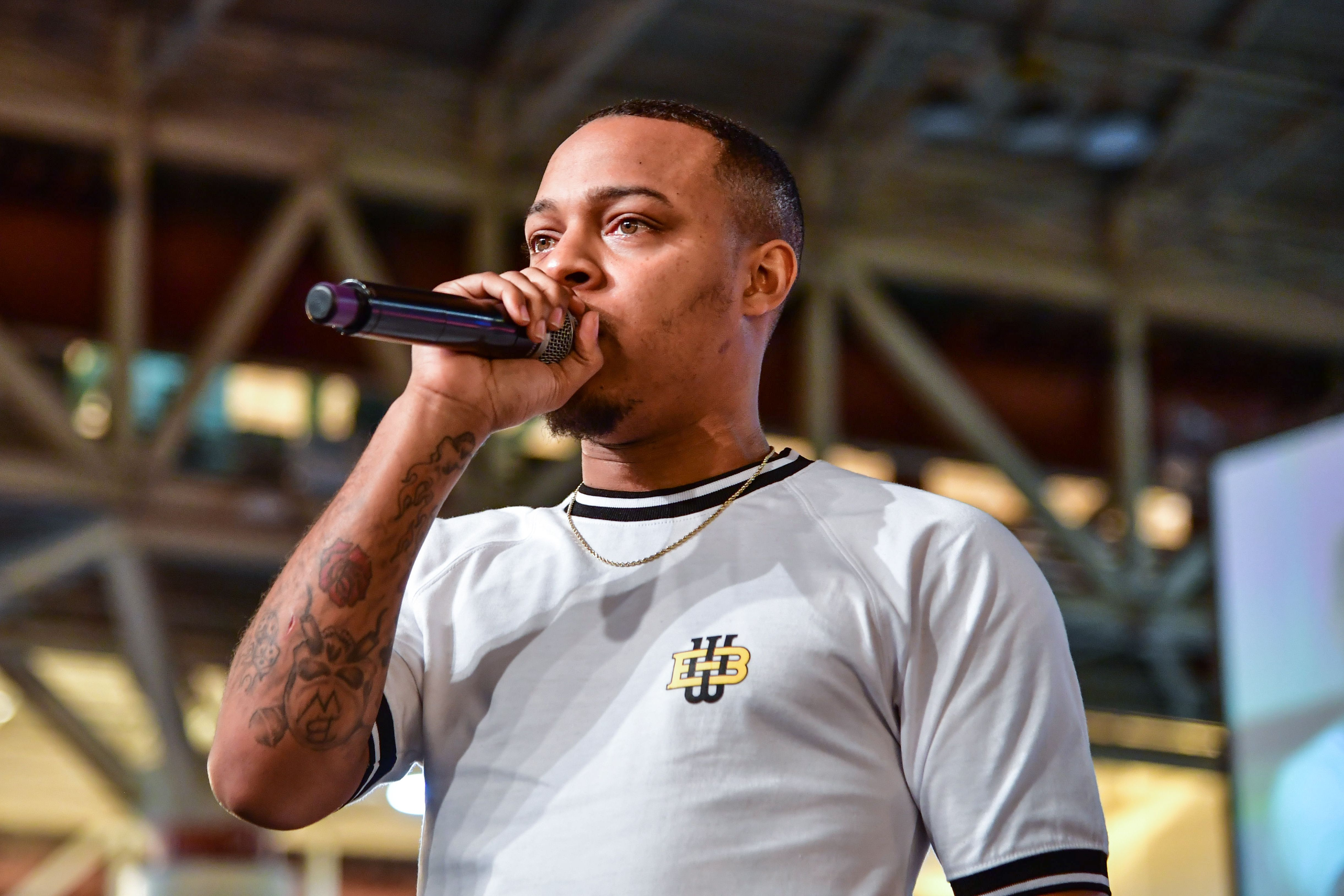 Bow Wow at Bronner Bros. International Beauty Show on April 1, 2019 in New Orleans. | Photo: Getty Images