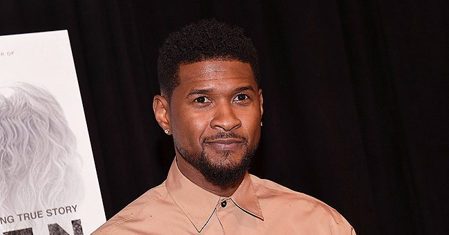 Usher Is a Doting Dad of Two Sons & One Daughter — Look inside His Beautiful Fatherhood
