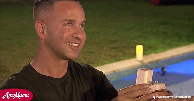 Former 'DWTS' contestant's emotional proposal to girlfriend on 'Jersey Shore Family Vacation'