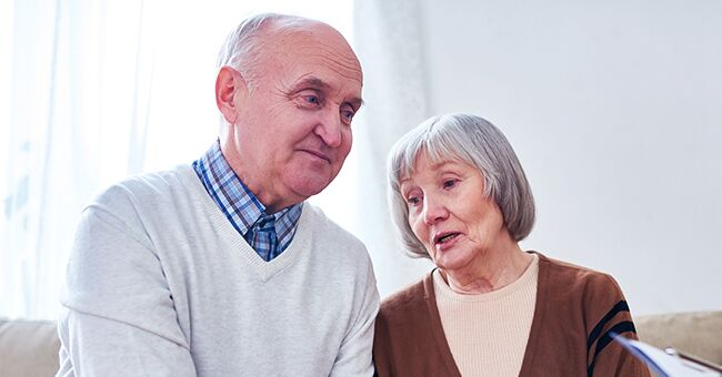 Daily Joke: Old Man Decides to Go to the Doctor to Get Viagra and His Wife Is Worried