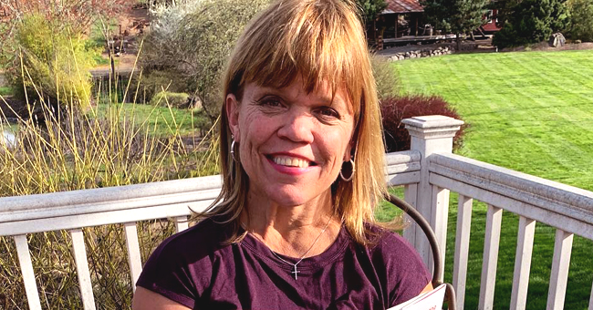 Amy Roloff's Granddaughter Ember's Eyes Look Just like Granny's (Photo)