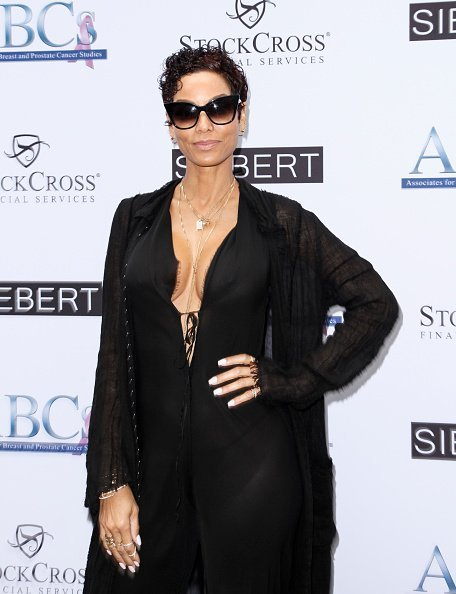 Nicole Murphy at The Associates for Breast and Prostate Cancer Studies on May 09, 2019 | Photo: Getty Images