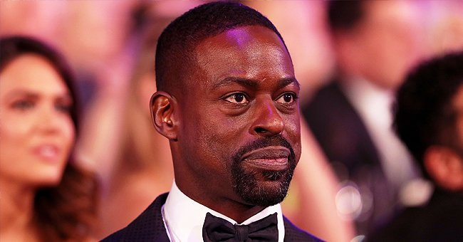Sterling K Brown Says His Boy Was Traumatized by His Character's Son's Death in 'Black Panther'