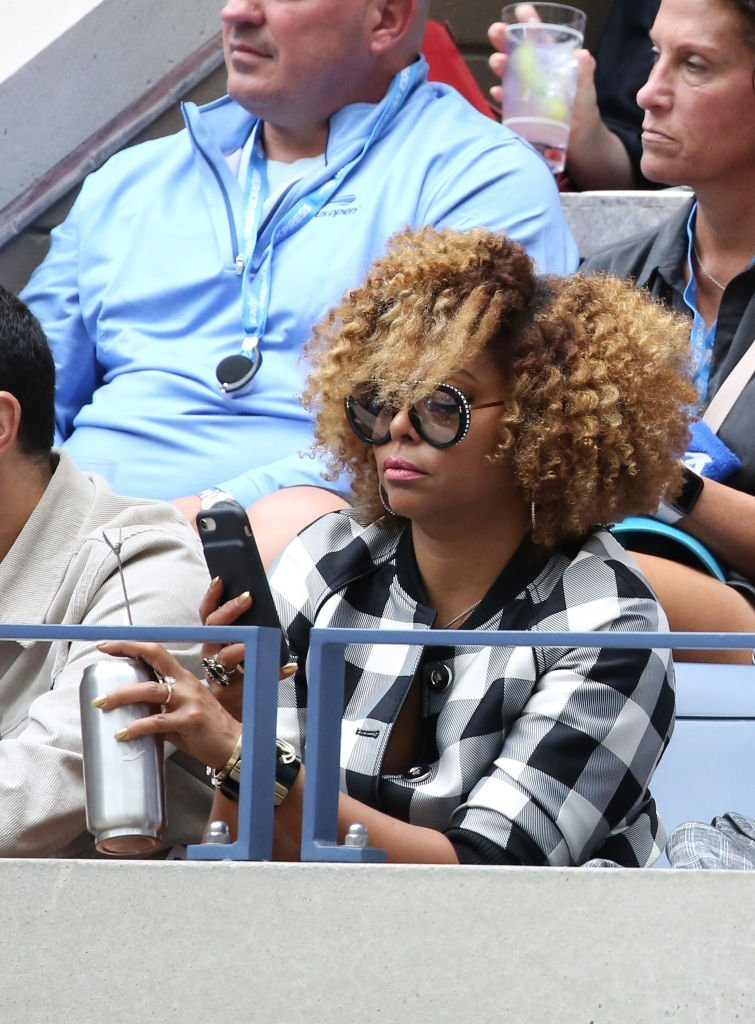 Taraji P. Henson attends as Grey Goose toasts to the 2019 US Open at Arthur Ashe Stadium | Photo: Getty Images