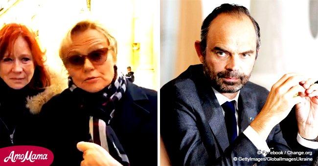 """Muriel Robin a rencontré Édouard Philippe, elle exprime maintenant sa """"déception"""""""