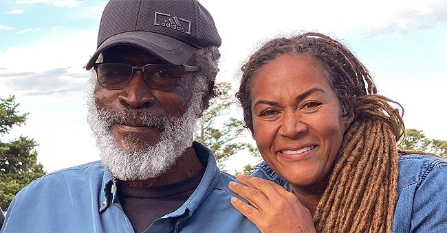 John Amos' Daughter Shares a Photo of Him Posing Shirtless with Cicely Tyson & 'Roots' Co-stars