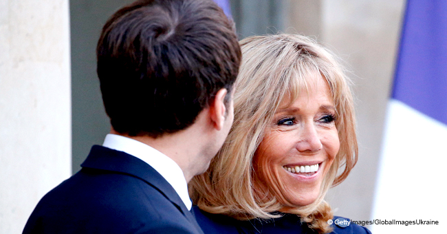 Contrariée, Brigitte Macron a congédié les employés de l'Élysée et a préparé une petite omelette à Emmanuel Macron