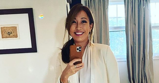 DWTS' Carrie Ann Inaba Tests Positive for COVID-19 — Watch Personal Message about Her Battle