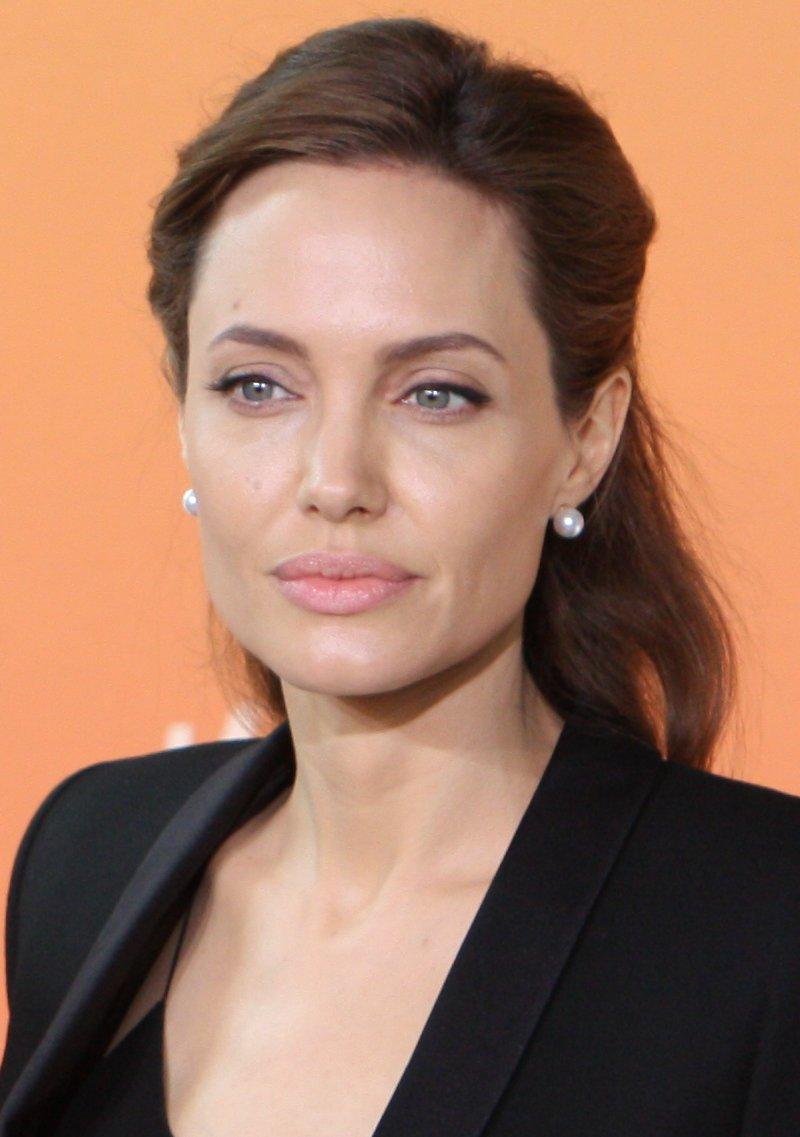 Angelina Jolie en junio del 2014 | Imagen tomada de: Wikimedia Commons