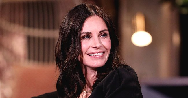 Courteney Cox Shows off Jaw-Dropping Figure in Celebration of Her 56th Birthday