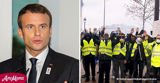 Opposition et gilets jaunes expriment leur opinion sur le discours d'Emmanuel Macron