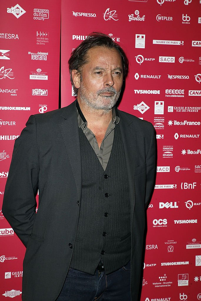 "Christophe Aleveque assiste au festival parisien ""Courts Devants"" à la bibliothèque Mk2 le 29 novembre 2016 à Paris, France. 