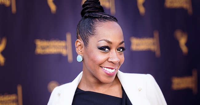 Tichina Arnold & Daughter Alijah Are Twinning in Matching Black & White Looks at 'Zombieland: Double Tap' Premiere