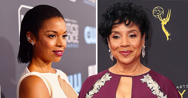 Phylicia Rashad Talks Going from Teaching Former Student Susan Kelechi Watson to Portraying Her Mom on 'This Is Us'
