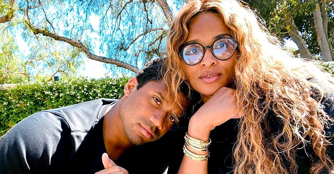 Ciara Enjoys Some Sun with Husband Russell Wilson in a Gorgeous New Snap Showing off Her Baby Bump