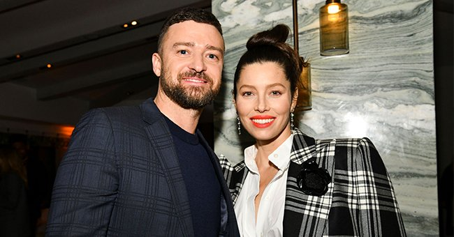 Here's What Justin Timberlake Revealed about the Birth & Name of His 2nd Baby with Jessica Biel