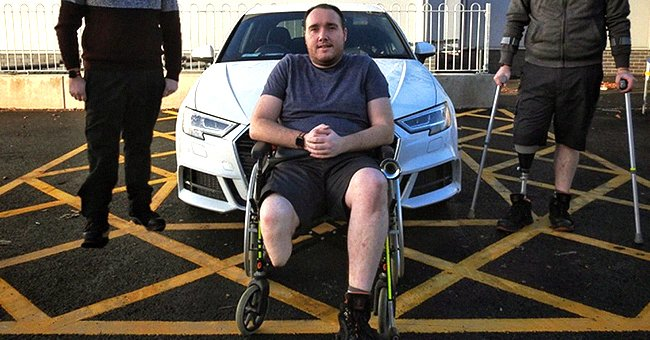 Amputee Is Told He 'Didn't Qualify' for a Blue Badge, His Doctor Writes a Savage Response