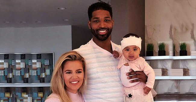 Tristan Thompson Shares Clip of Him Dancing to Justine Timberlake with Daughter True at Ex Khloé Kardashian's House