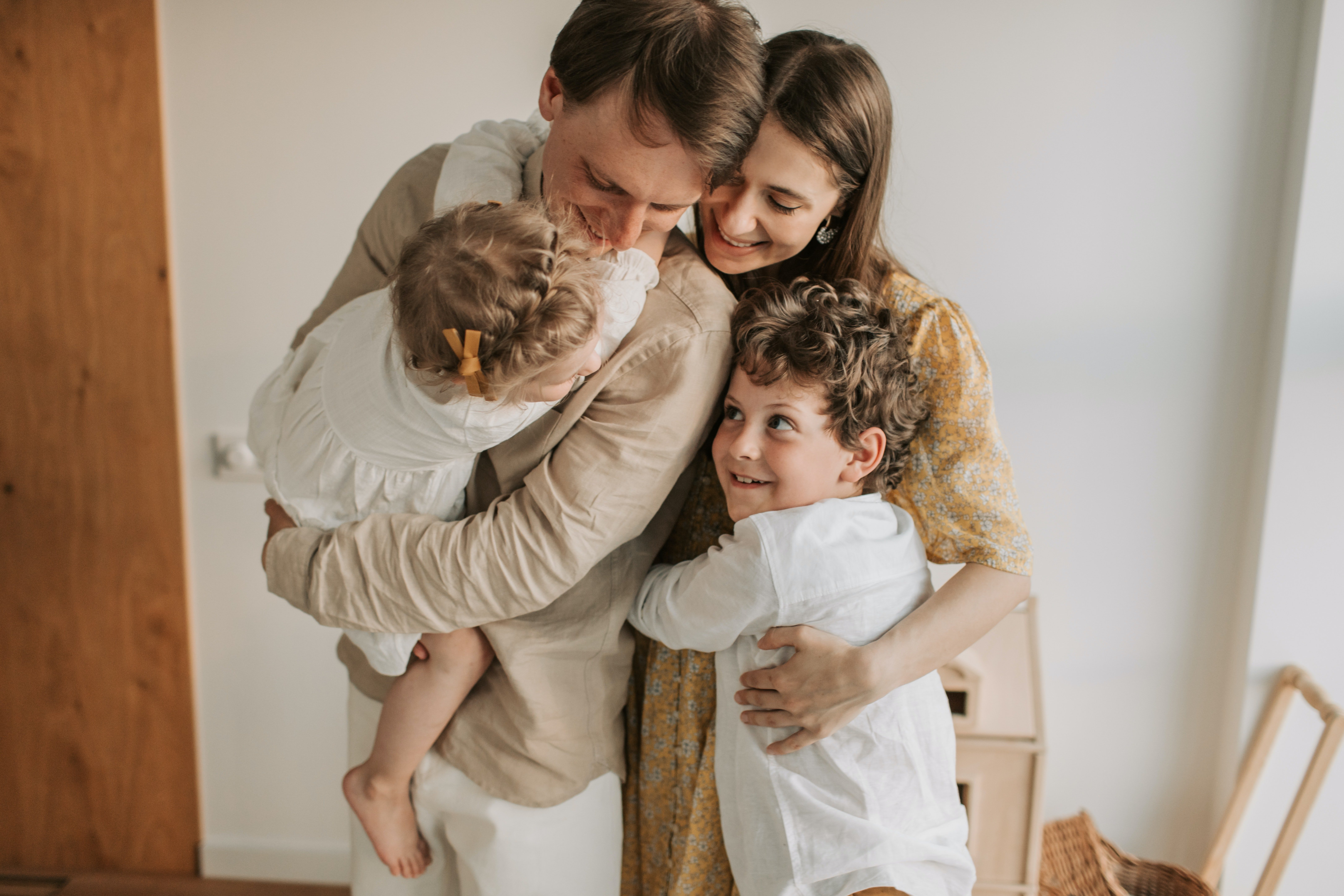 Nancy and Mr. Wilson got married and started a family   Photo: Pexels
