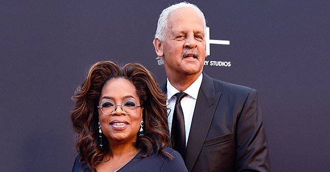 Oprah Winfrey Has Been in a Relationship with Stedman Graham for 33 Years but They're Not Married