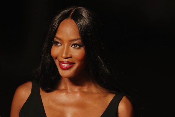 Naomi Campbell à la Sala Giardino le 2 septembre 2016 à Venise, en Italie. | Photo : Getty Images