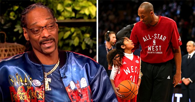 Snoop Dogg Says Kobe Bryant Showed Him How to Be a Better Father as He Co-Hosts 'Ellen'