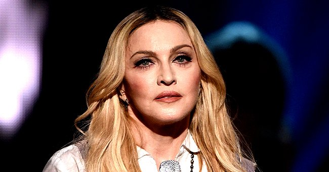 Madonna Shares Behind-The-Scenes Photo after Canceling 'Madame X Tour' Show Due to Injury