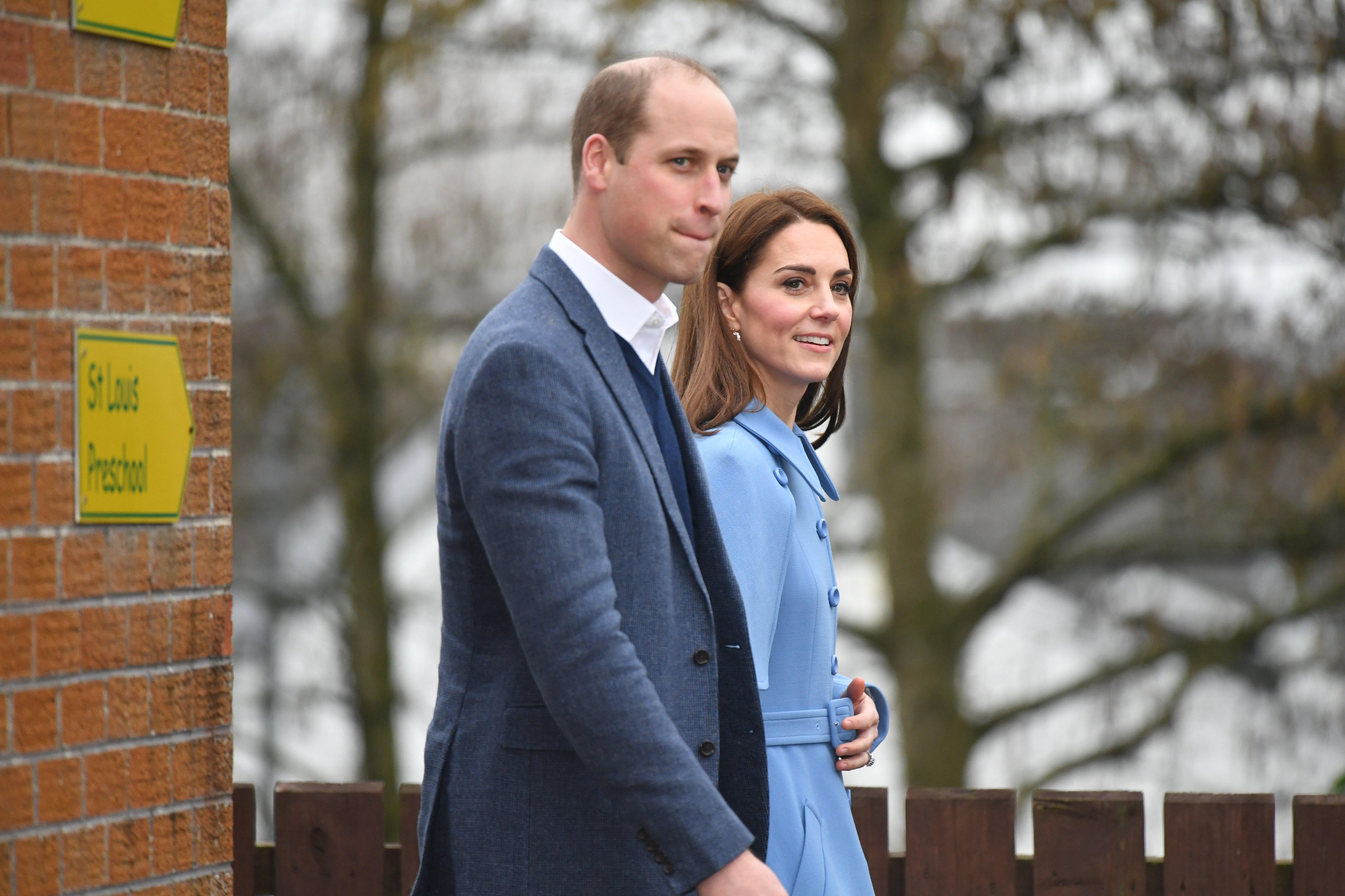 Prinz William und Kate Middleton | Quelle: Getty Images