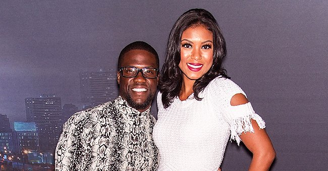 Eniko and Kevin Hart Celebrate Father's Day with Cute Family Photos