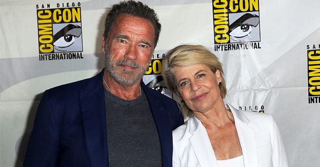 Arnold Schwarzenegger and Linda Hamilton Reunite to Announce a New 'Terminator' Movie