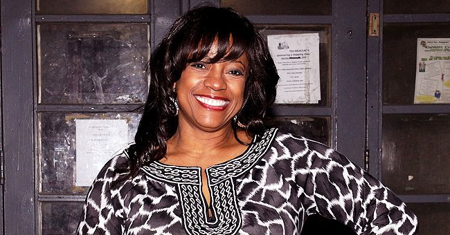 BernNadette Stanis of 'Good Times' Stuns in Silk Outfit in a Throwback Photo