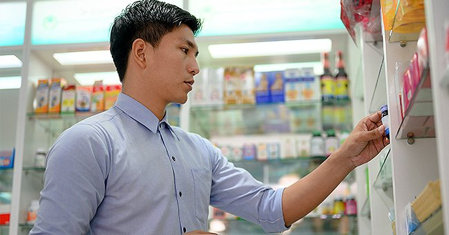 Daily Joke: Man Goes to a Pharmacy and Asks for Something to Help Hiccups