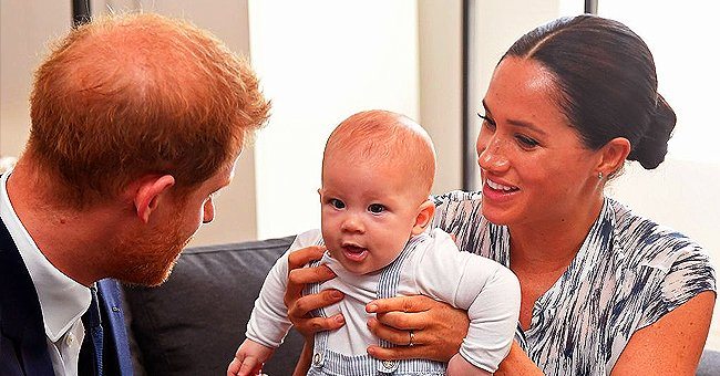 Us Weekly: Prince Harry & Meghan Markle Want to Teach Son Archie to Treat People Equally