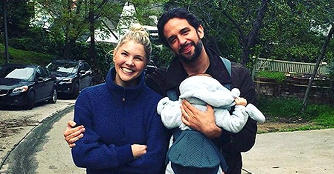 Nick Cordero's Wife Amanda Kloots Recalls Giving Birth to Their Son Elvis in a Post