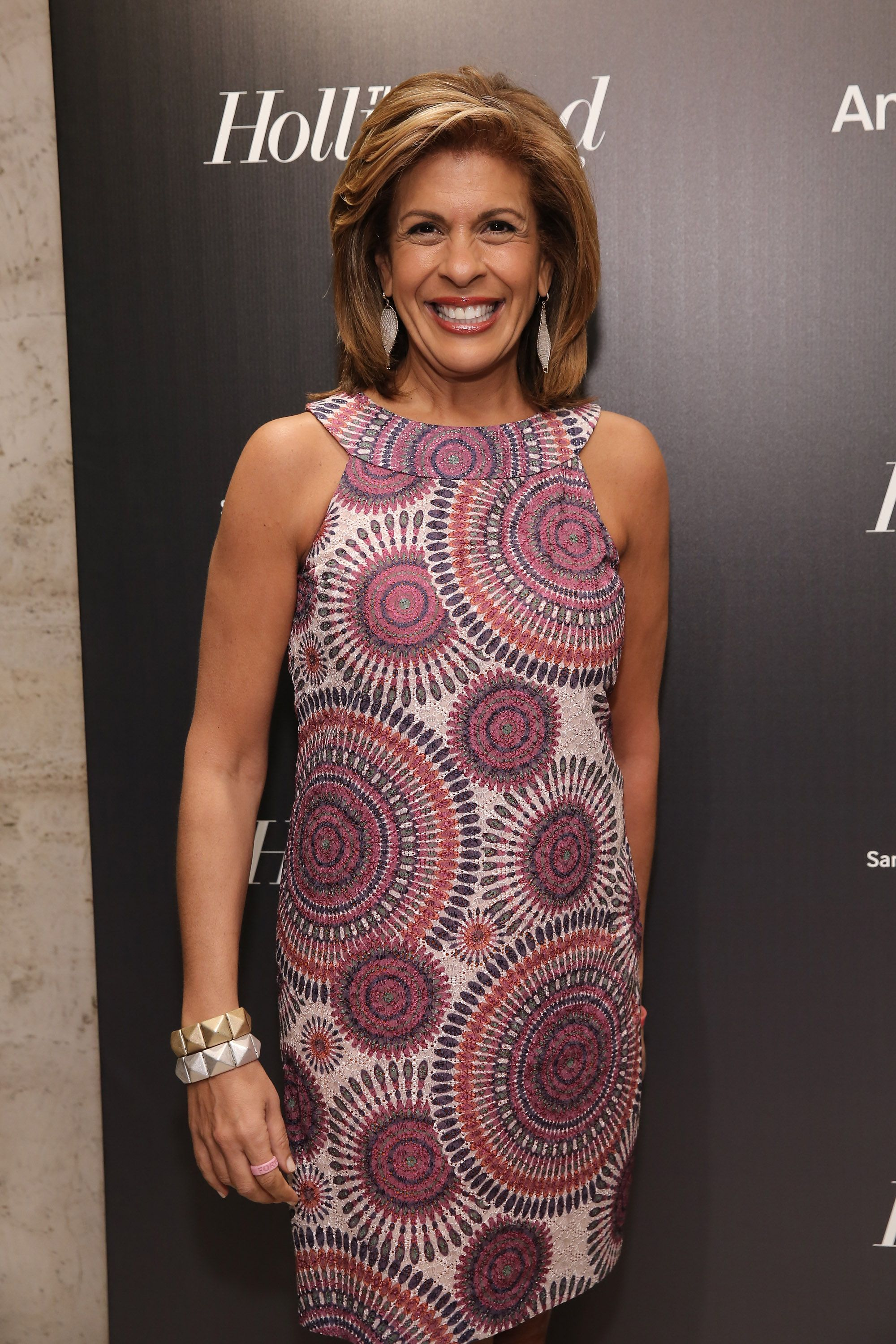 """Hoda Kotb at """"The 35 Most Powerful People In Media"""" celebrated by The Hollywood Reporter on April 8, 2015, in New York City 