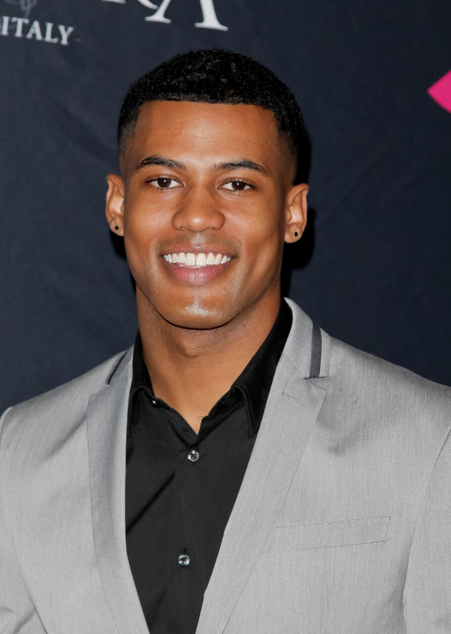 """Disney actorChris Tavarez who costars with Zendaya in the series """"KC Undercover""""/ Source: Getty Images"""
