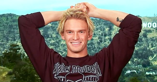 Cody Simpson Gives Cheeky Response to Miley Cyrus Pregnancy Question during a TV Interview
