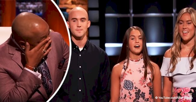 Man dies of 9/11-related illness, then his family makes everyone cry on 'Shark Tank'