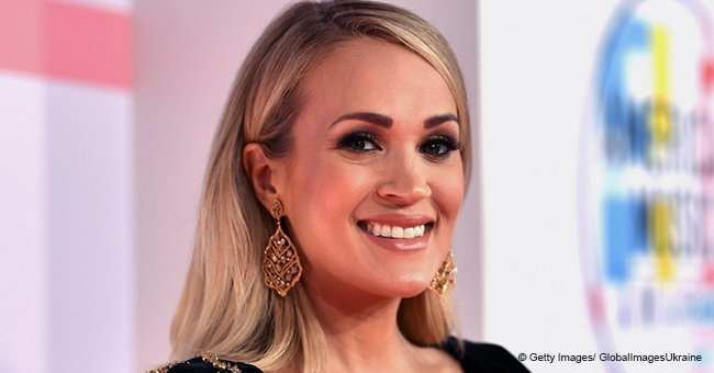 Carrie Underwood's Husband Shares a Sweet Photo Taken with the Singer in Honor of Her Birthday