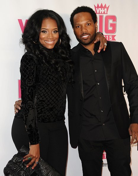 Yandy Smith Harris and Mendeecees Harris attend the VH1 Big In 2015 with Entertainment Weekly Awards at Pacific Design Center | Photo: Getty Images
