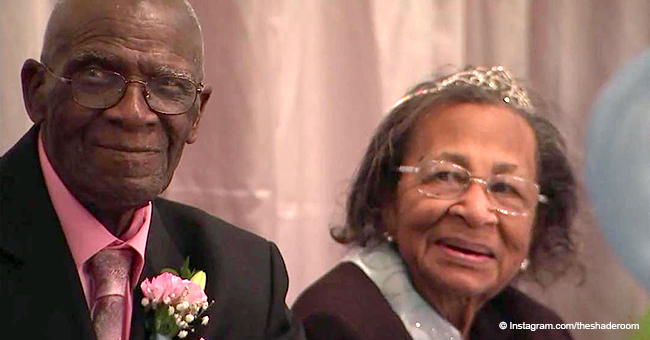 Couple Celebrating 82nd Wedding Anniversary Asked What Their Secret Is and the Answer Is Adorable