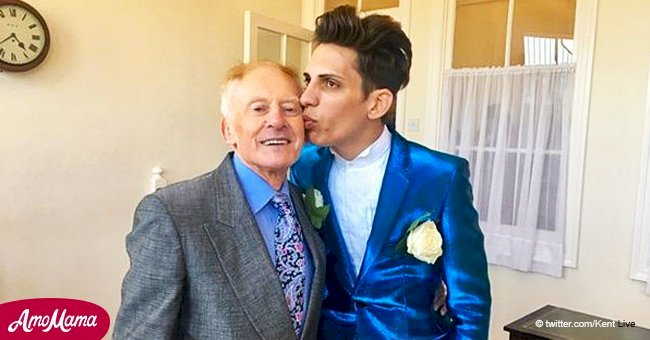 Gay Christian priest, 80, reveals why his toyboy husband, 25, is back after their split