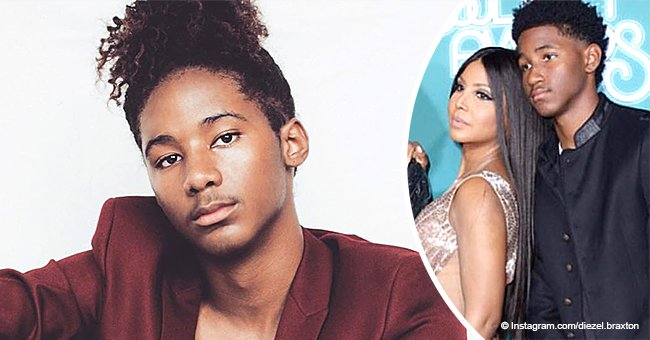 Toni Braxton's model son melts hearts with heartwarming birthday tribute to his brother in post