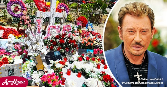 Le scandale autour de la tombe de Johnny Hallyday : L'office de tourisme de St-Barth annonce de fausses nouvelles